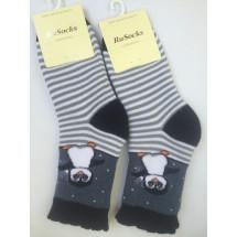 Носки детские теплые пингвин