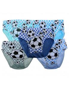 Трусы для мальчиков футбол (4шт)